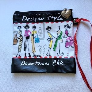 Chic Brighton makeup bag! 💄